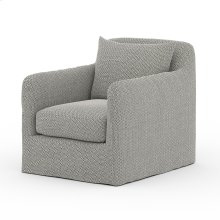 Faye Ash Cover Dade Outdoor Swivel Chair