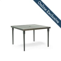 Addyson Square Outdoor Dining Table Product Image