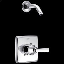 Chrome Monitor ® 14 Series Shower Trim - Less Head