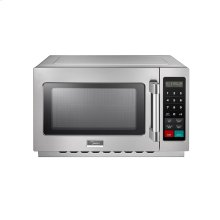 1.2 Cu. Ft. 1000W Push Button Commercial Microwave