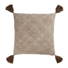 Tanner Pillow Cover Caramel