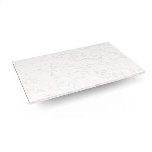 """Engineered Stone 31"""" X 19"""" X 3/4"""" Quartz Dry Vanity Top In Lyra Product Image"""