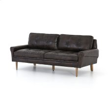 Bain Leather Sofa-75""