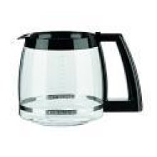REPLACEMENT CARAFE (BLACK; LID NOT INCLUDED) (DCC-2800CRF)