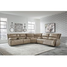 Ricmen - Putty 3 Piece Sectional