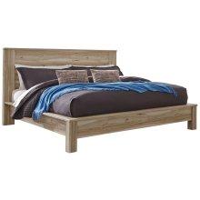 Kianni - Taupe 4 Piece Bed Set (King)