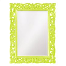 Chateau Mirror - Glossy Green