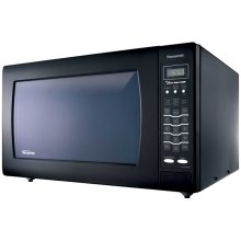 2.2 Cu. Ft. Countertop Microwave Oven with Inverter Technology - Black - NN-SN942B