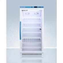 Performance Series Med-lab 8 CU.FT. Upright Glass Door All-refrigerator