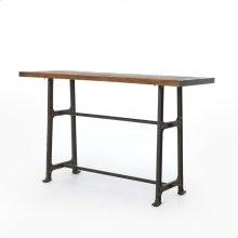 Alistair Bar Table-blch Oak/vint Mid Gry