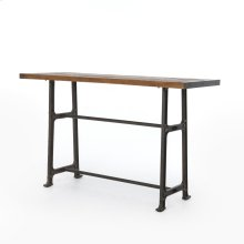 Alistair Bar Table-blch Oak/vint Mid Gry
