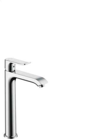 Chrome Single-Hole Faucet 200 with Pop-Up Drain, 1.2 GPM Product Image