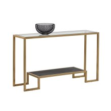 Carver Console Table