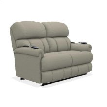 Pinnacle Power Wall Reclining Loveseat w/ Headrest & Lumbar