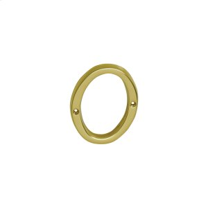 House Accessories  Classic House 0 - Bright Brass Product Image