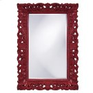 Barcelona Mirror - Glossy Burgundy Product Image