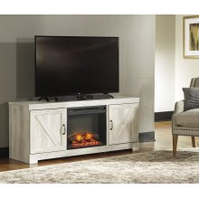 Bellaby - Whitewash 2 Piece Entertainment Set