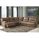 Thurles - Saddle 5 Piece Sectional Product Image