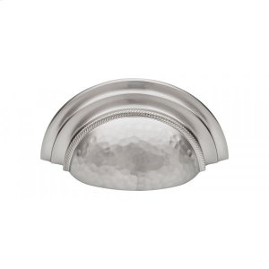Artworth Cup Pull 3 Inch (c-c) Brushed Satin Nickel Product Image