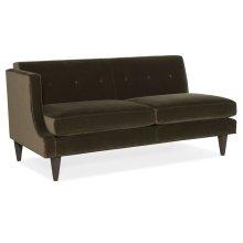 MARQ Living Room Zander Left Arm Sofa