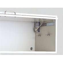Horizonal Flipper Door Hardware