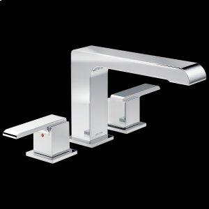 Chrome Roman Tub Trim Product Image