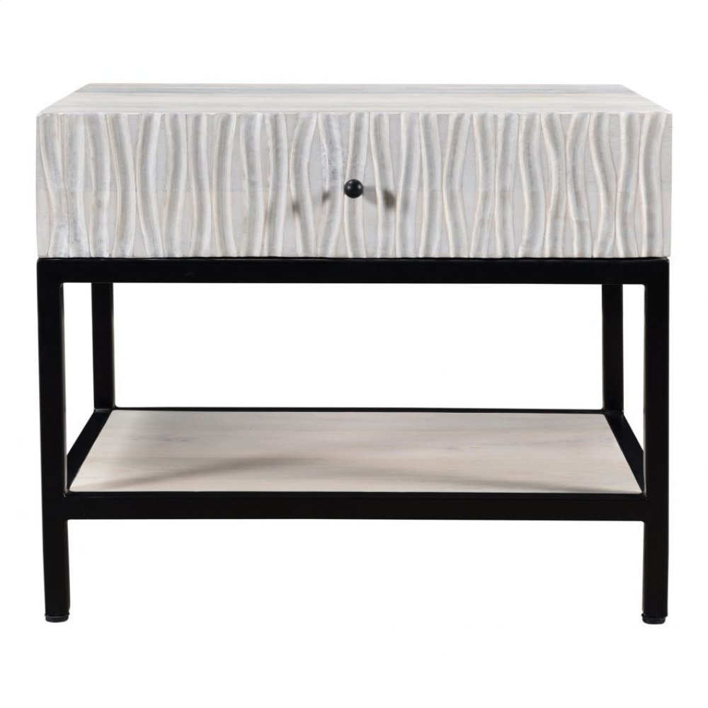 Faceout Nightstand