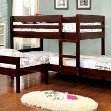 Ranford Twin/twin/twin Bunk Bed