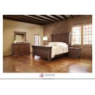 6/6 Footboard Product Image