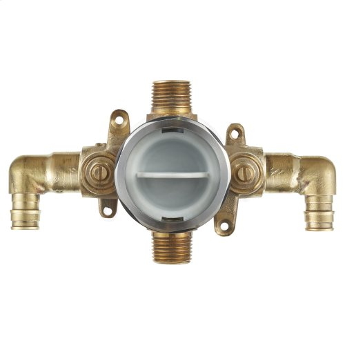 Flash Shower Rough-in Valve with PEX Inlet Elbows/Universal Outlets with Screwdriver Stops for Cold Expansion System  American Standard -