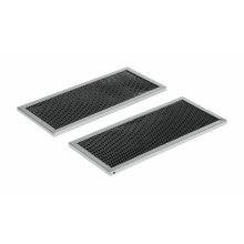 Microwave Hood Charcoal Replacement Filter - 2 Pack - Other