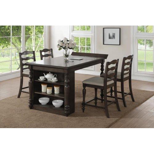 Deltona Island Counter Table