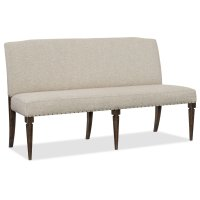Dining Room Roslyn County Upholstered Dining Bench Product Image