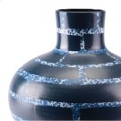 Ocean Tall Vase Blue & White Product Image