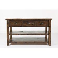 Artisan's Craft Sofa Table - Dakota Oak