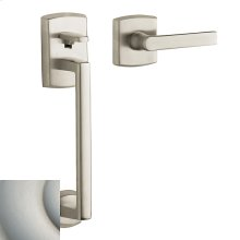 Satin Nickel with Lifetime Finish Soho Sectional Handleset