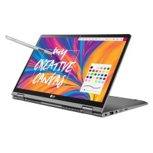"""LG gram 14"""" 2-in-1 Ultra-Lightweight Laptop with Intel® Core i7 processor and Wacom Pen"""