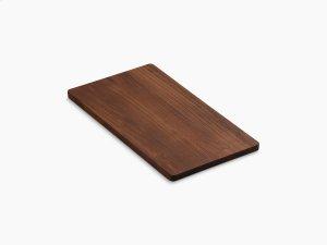 """Hardwood 18-1/4"""" X 10-1/2"""" Cutting Board Product Image"""