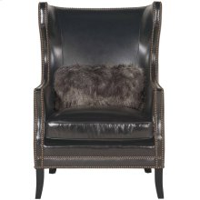 Kingston Wing Chair in Mocha (751)