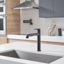 Studio S Pull-Out Kitchen Faucet  American Standard - Matte Black