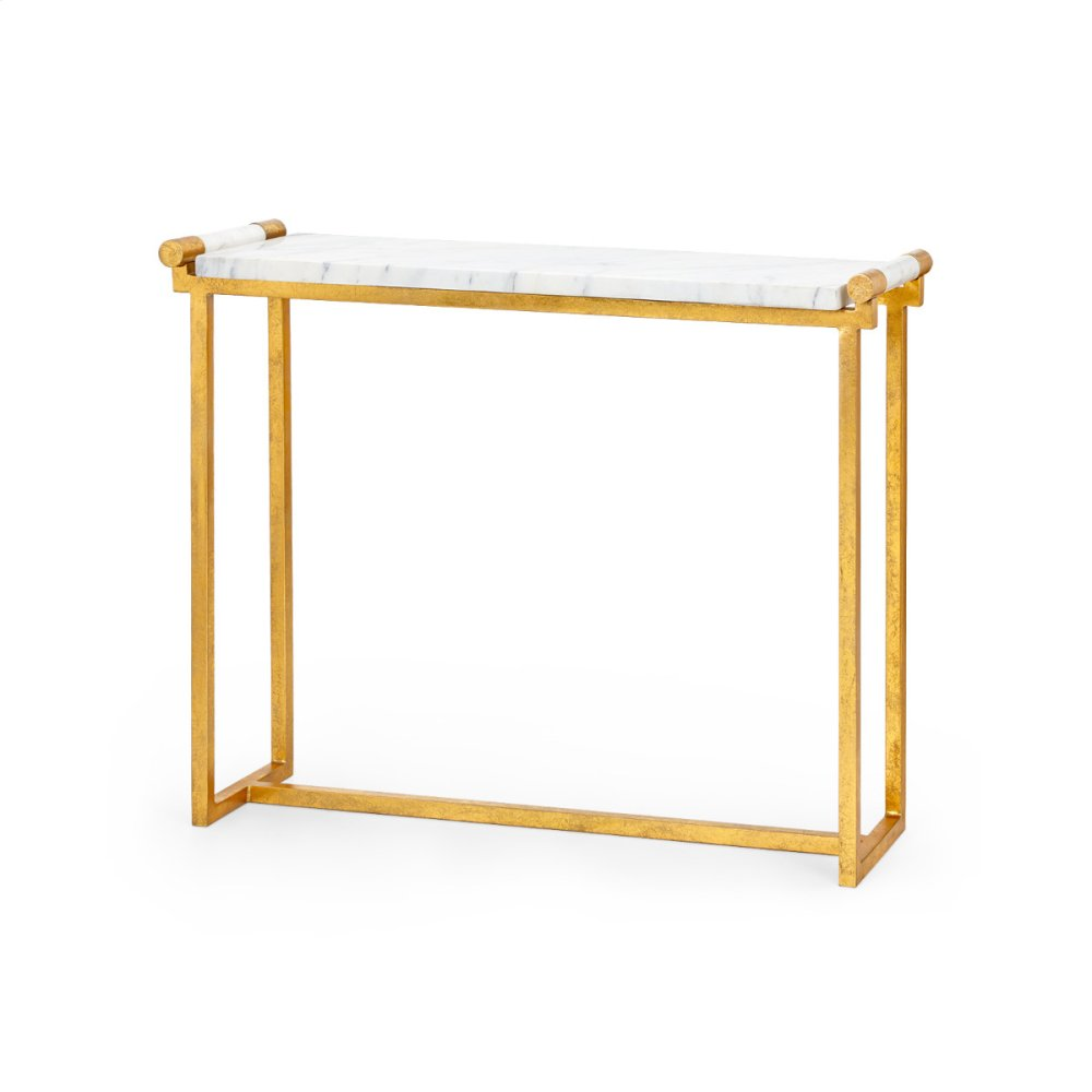 Diana Console, Gold