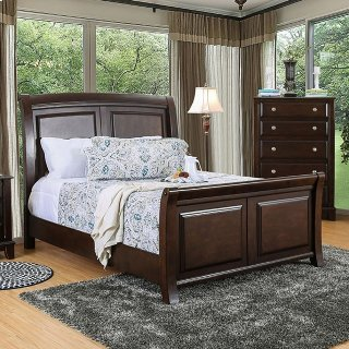 Queen-Size Litchville Bed
