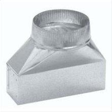 Transition in Aluminum; Ventilation Fans