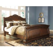 North Shore - Dark Brown 3 Piece Bed Set (King) Product Image
