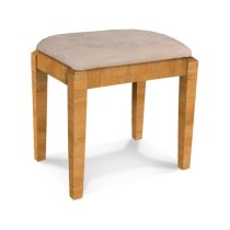 Upholstered Vanity Bench Product Image