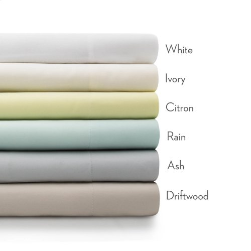 Rayon From Bamboo Split Cal King White