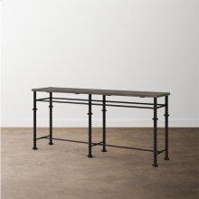 Verona Metal Console Table