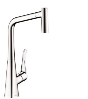 Chrome HighArc Kitchen Faucet, 2-Spray Pull-Out, 1.75 GPM Product Image