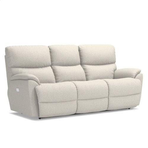 Trouper Power Reclining Sofa w/ Headrest