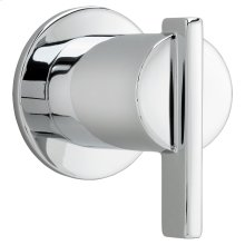 Berwick On/Off, Vol Control Valves w Lever Handle - Polished Chrome